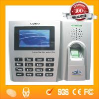 China Biometric Clocking System Time Attendance U260 on sale