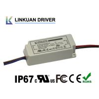 Quality FCC UL Listed Constant Current LED Driver 350mA 7-13W wholesale