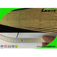 China Sillicone Material 12v LED Flexible Strip Lights SMD 5050 IP68 Waterproof 50/60 HZ on sale