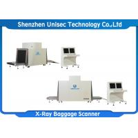Quality Big size and  customized Airport Luggage Scanner / Baggage X Ray Scanner wholesale