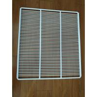 Quality Stable Commercial Refrigeration Equipment Rectangle Hole PVC Coated Surface wholesale