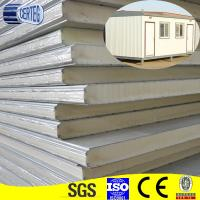 China Color-Coated Steel Sandwich Panel on sale