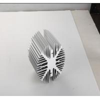 Quality Automotive Aluminum Heatsink Extrusion Profiles Thickness 0.8mm Airplane wholesale