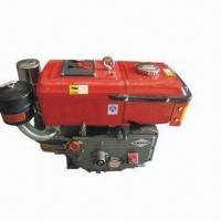 China 8hp Diesel Engine with Single-Cylinder, Horizontal/4-cycle Engine Types on sale
