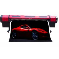 Quality 10FT Banners Sticker Photo Wide Format Color Printer For Wrapping Car , CE / ISO wholesale