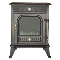 Quality CAST IRON FREE STANDING WOOD BURNING STOVE wholesale