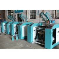 Quality Semi Auto Slitting And Rewinding Machine , Roll Rewinding Machine 3kw wholesale