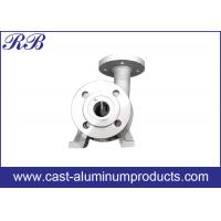 Quality A356 / A380 Sand Casting Aluminum Valve / Non Standard Metalworking Products wholesale