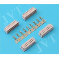 Quality Dual Row  pcb Wire to Board Connector with 20 - 40 Poles 3A AC/DC Rating Current wholesale