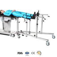Quality Hydraulic Surgical Orthopedic Traction Table , Orthopedic Fracture Tables wholesale