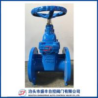 Quality BS5163 wedge ductile iron gate valve wholesale