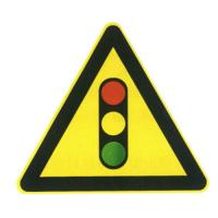Quality Pay attention to danger signs wholesale