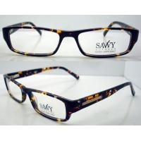 Quality Cool Acetate Eyeglass Frames Frames, Acetate Mens Optical Frame With Demo Lens wholesale