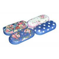 Professional Customized EVA Glasses Case / Ladies Eyeglass Case With Zipper