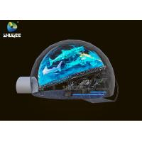 Quality Electic Simulator System Dome Movie Theater With 12 Months Warranty wholesale