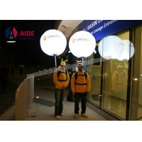 Quality Walk Backpack Balloon Inflatable Lighting Decoration For Outdoor Advertising wholesale