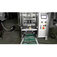 Quality Bright Color Automatic Liquid Packing Machine for oil / shampoo , 1 year Warranty wholesale