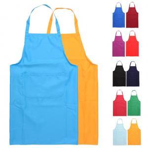 Quality Promotional Blank Apron for Custom Logo Design wholesale