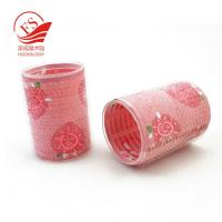 Quality Small Size Hair Rollers Curlers Self Grip Holding Rollers Hairdressing Curlers Hair Design Sticky Cling Style roller wholesale