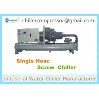 Plastic Process Cooling Chilled Water System 45 tr Water Cooled Chiller