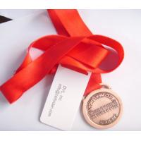 Quality Custom Sports Event medal, Medal of honor, Medal with lanyard wholesale
