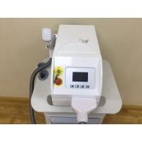 Quality Q Switched Nd Yag Laser Machine For Tattoo Removal 1064nm/532nm Wavelength wholesale