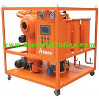China High Vacuum Transformer Oil Filter Machine Price for Sale Made In China on sale