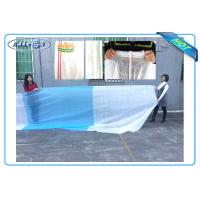 Quality PP Non Woven Fabric with Anti-UV Masterbatches Used as Land Coverings or Plant Bags wholesale