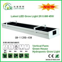 Cheap DC12v 2 Foots Led Grow Lamps For Indoor Plants , Led Weed Grow Lights 50-60Hz for sale