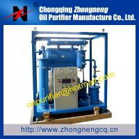 Quality Single-Stage Unqualified Insulating Oil Treatment Unit,Transformer Oil Purifier Equipment wholesale