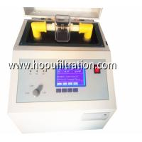 China Transformer Oil Dielectric Strength Tester on sale