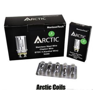 Quality 100% Original Horizon Arctic BTC BTDC Ni 200 TC Tank Coils 0.2/0.5/1.2ohm Sub Ohm Replacement Coil wholesale