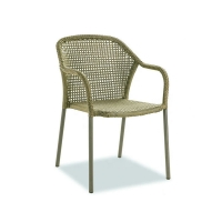 Quality Portable Comfortable H87cm W52cm Rattan Wicker Chairs For Restaurant wholesale