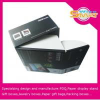 Quality 600 - 3000gsm Cardboard Paper Printing Packaging Boxes, Paper Folding Box by Offset, UV Printing PB2012316 wholesale