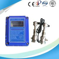 Quality Wall Mounted Monitoring Ultrasonic Type Flow Meter With SD Card wholesale
