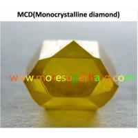 Quality Single Crystal Synthetic Diamond wholesale