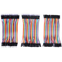 Quality Portable Jumper Ribbon Cable With Female To Male , Female To Female Wires wholesale