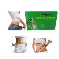 Quality Natural Meizitang Botanical Slimming Patches , Botanical Slim Belly Patch wholesale