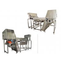 Quality Belt Type Color Sorter Machine 120 Units For Sorting Red Chilli , Blueberry , Cabbage , Glass wholesale