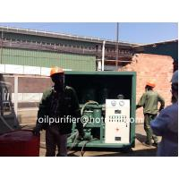 Quality Multi-founction Transformer Oil Purifier, Transformer Oiling/ Vacuum Pumping/ Oil Filtration/ Vacuum Drying system wholesale