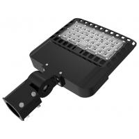 Quality 100W Outdoor LED Parking Lot Lighting 3 Years Or 5 Years 130 Lm Per Watt For Roadway wholesale
