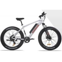 Cheap 48V 500W 8Fun Brushless Motor Mountain Electric Bicycle MTB Electric Powered Bike with LCD Display for sale