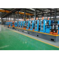 Quality Straight Seam Pipe Production Line Straight Seam Tube Welder Welded Steel Tube Mill Line Steel Pipe Production Equipment wholesale