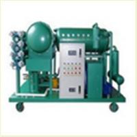 Quality ZY Vacuum Insulating Oil Purifier,filter,treatment,regeneration,filtration device wholesale