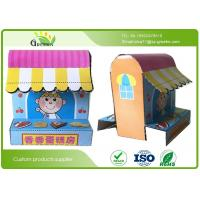 Quality OEM Full Color Printing Cardboard Handmade Paper Books For Train Children Hands On Ability wholesale