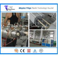 Quality Double - PVC Conduit Pipe Manufacturing Machine / Extrusion Line wholesale