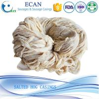 Quality Wonderful Sausage Natural Hog Sausage Casings with High Performence and Competitive price wholesale