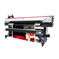 Buy cheap High Efficient Large Format Digital Printing Machines For Posters 2715x1095x800mm from wholesalers