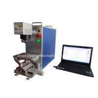 Quality Portable Fiber Laser Marking Machine for Metal Materials Marking wholesale