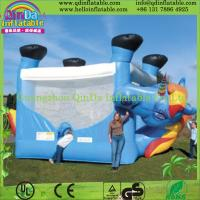 China Castle Alike Beautiful Inflatable Castle/Party Rental Inflatable Bouncy Castle on sale